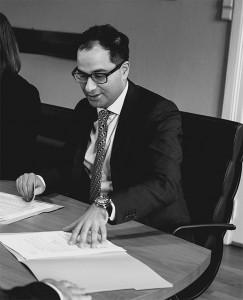Advokat og partner - Michael Kahn